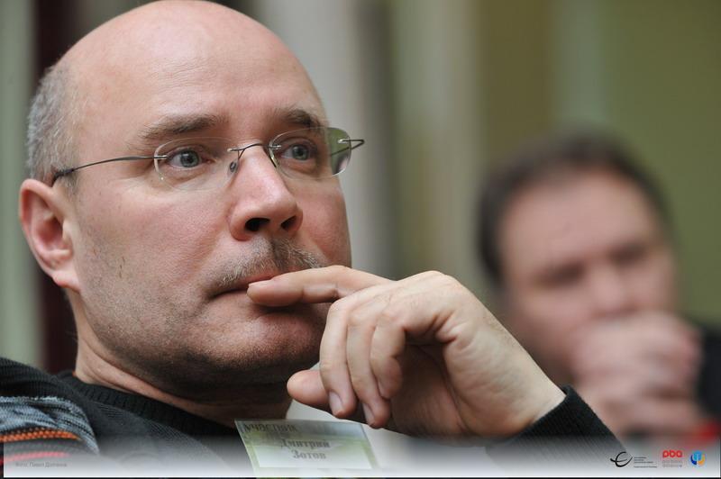 Дмитрий Зотов, психолог, ведущий и соведущий обучающих групп по психотерапии, один из организаторов еженедельной психологической группы